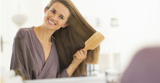 الشعر الجاف، كيف يمكن تصفيفه دون أن يضعف؟
