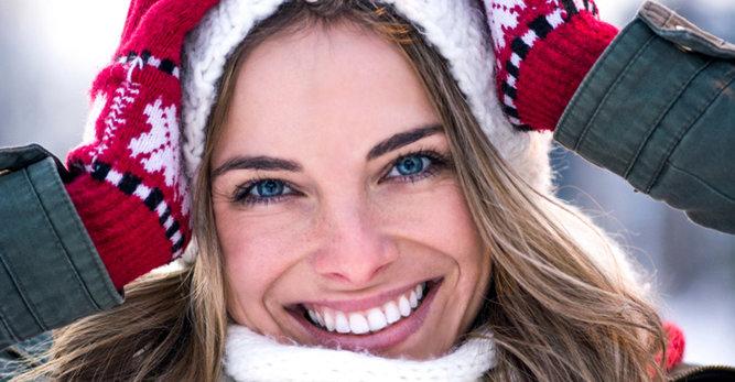 ثلاث تقنيات للحصول على نضارة وجه مشرقة في فصل الشتاء