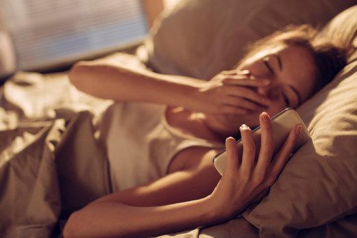 شريط فيديو: بالطبع، قلة النوم تتحكم في الوزن أيضا