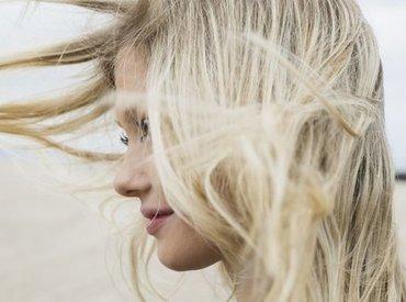 فروة الرأس الحساسة، أحسن طريقة لتجفيف الشعر؟