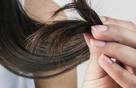 cheveux abimés