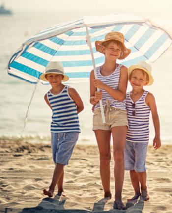 الشمس: توفير أعلى درجات الحماية للأطفال