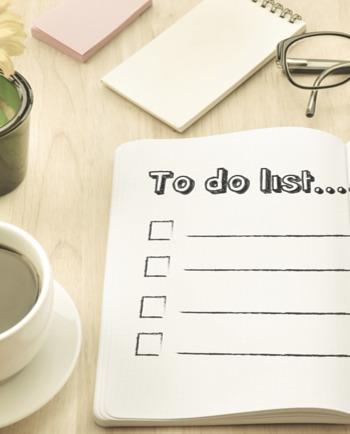 خمسة نصائح لتعلم كيفية تنظيم أنفسنا باِستمرار