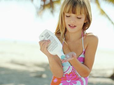 حماية الأطفال من الشمس وبطريقة أفضل
