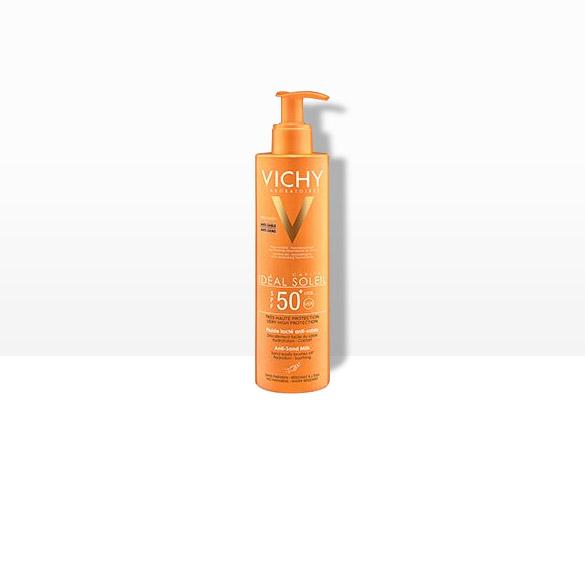 Fluide lacté Anti-sable SPF 50+