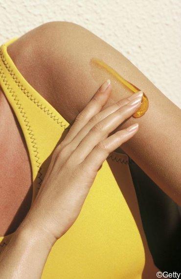 Huile et crème solaire : même efficacité contre les UV?