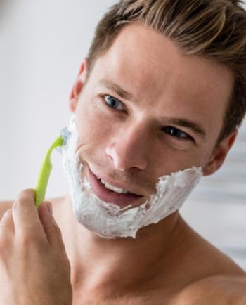 Homme: tout pour un rasage soft