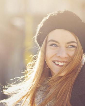 Peau sèche: garder une belle peau jusqu'au soir